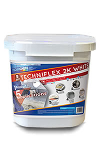 b307 techniflex 2k white Kelderdichting